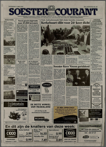 Soester Courant 2002-05-15