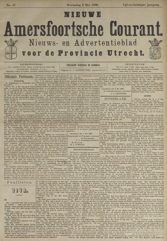 Nieuwe Amersfoortsche Courant 1896-05-06