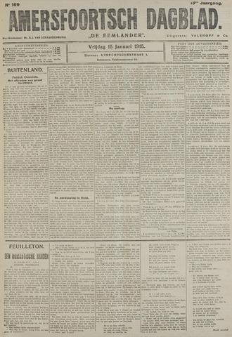Amersfoortsch Dagblad / De Eemlander 1915-01-15