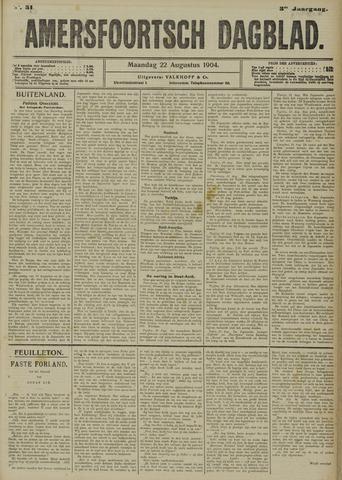 Amersfoortsch Dagblad 1904-08-22