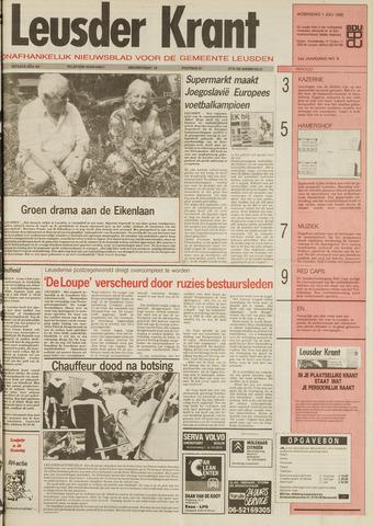 Leusder Krant 1992-07-01