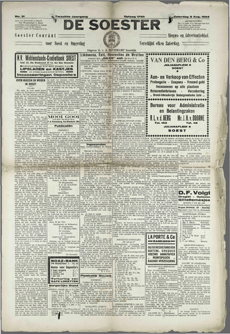 Soester Courant 1924-08-02