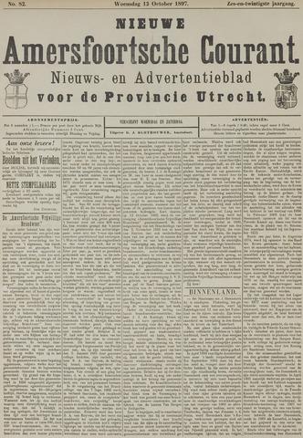 Nieuwe Amersfoortsche Courant 1897-10-13