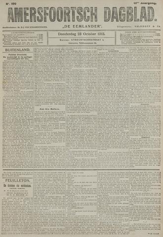 Amersfoortsch Dagblad / De Eemlander 1913-10-23