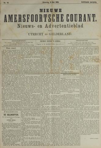 Nieuwe Amersfoortsche Courant 1889-05-18