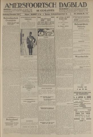 Amersfoortsch Dagblad / De Eemlander 1933-11-09