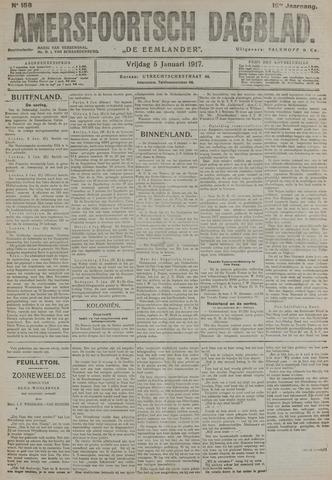 Amersfoortsch Dagblad / De Eemlander 1917-01-05