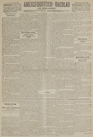 Amersfoortsch Dagblad / De Eemlander 1918-05-02