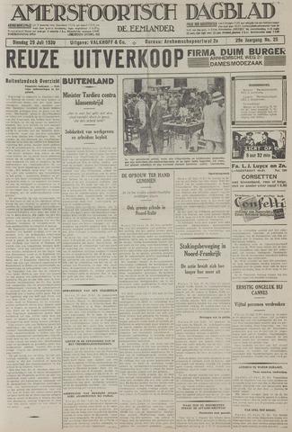 Amersfoortsch Dagblad / De Eemlander 1930-07-29