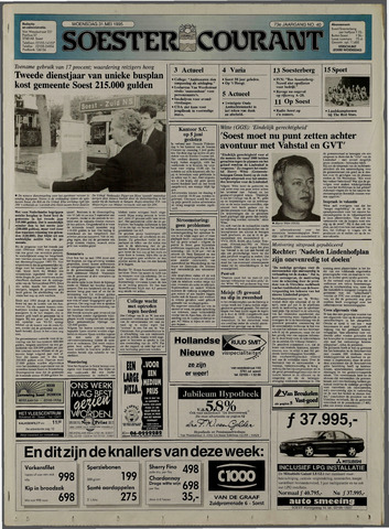 Soester Courant 1995-05-31