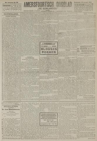 Amersfoortsch Dagblad / De Eemlander 1923-01-25