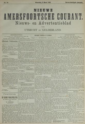 Nieuwe Amersfoortsche Courant 1892-03-09