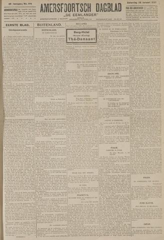 Amersfoortsch Dagblad / De Eemlander 1927-01-22