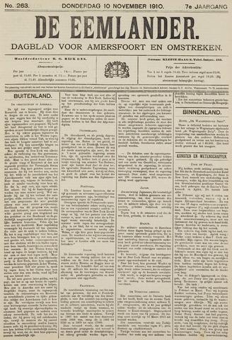 De Eemlander 1910-11-10