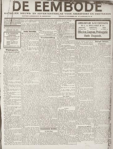 De Eembode 1917-11-30