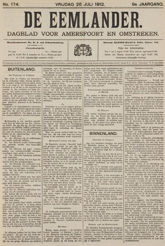 De Eemlander 1912-07-26