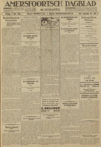 Amersfoortsch Dagblad / De Eemlander 1932-05-03