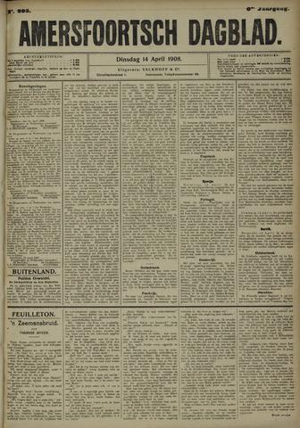 Amersfoortsch Dagblad 1908-04-14