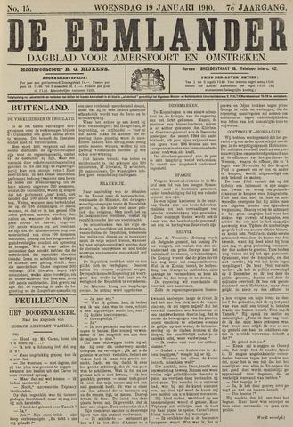 De Eemlander 1910-01-19