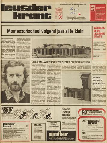 Leusder Krant 1980-07-10