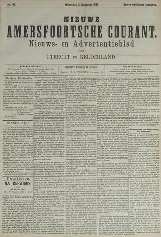 Nieuwe Amersfoortsche Courant 1892-08-03