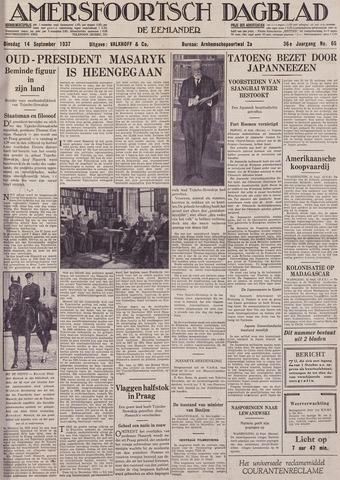 Amersfoortsch Dagblad / De Eemlander 1937-09-14