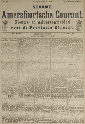 Nieuwe Amersfoortsche Courant 1896-09-19