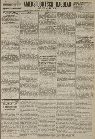 Amersfoortsch Dagblad / De Eemlander 1923-09-03