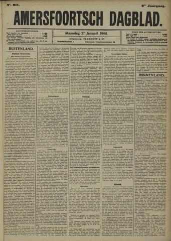 Amersfoortsch Dagblad 1908-01-27