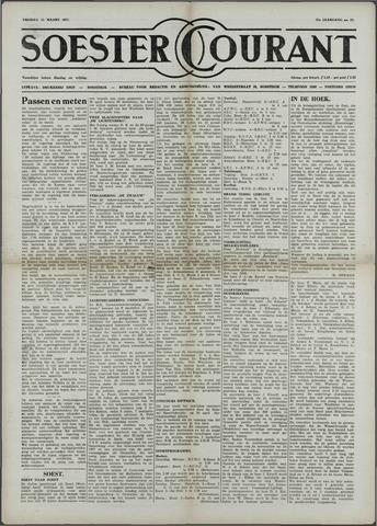 Soester Courant 1957-03-15