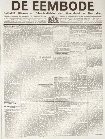 De Eembode 1915-12-28