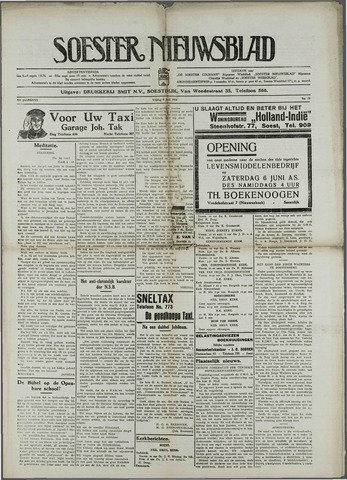 Soester Courant 1936-06-05