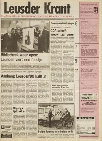 Leusder Krant 1993-11-17