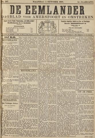 De Eemlander 1908-10-05