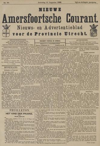 Nieuwe Amersfoortsche Courant 1906-08-11