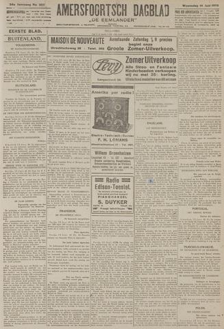 Amersfoortsch Dagblad / De Eemlander 1926-06-16