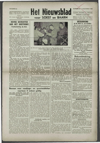 Soester Courant 1943-08-07