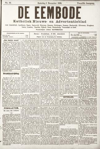 De Eembode 1898-12-03