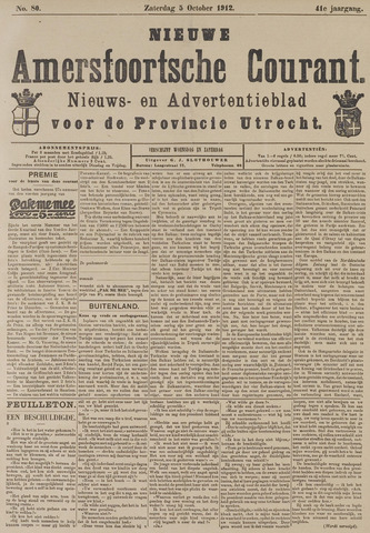 Nieuwe Amersfoortsche Courant 1912-10-05