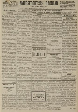 Amersfoortsch Dagblad / De Eemlander 1923-10-18