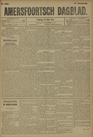 Amersfoortsch Dagblad 1911-05-12