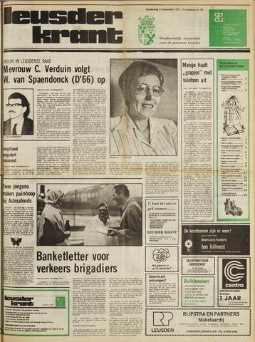 Leusder Krant 1975-12-11
