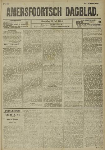 Amersfoortsch Dagblad 1904-07-11