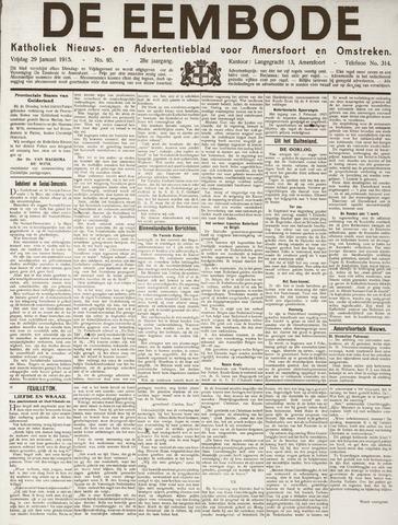 De Eembode 1915-01-29