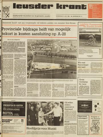 Leusder Krant 1986-07-10