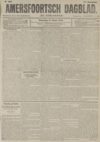 Amersfoortsch Dagblad / De Eemlander 1913-03-31