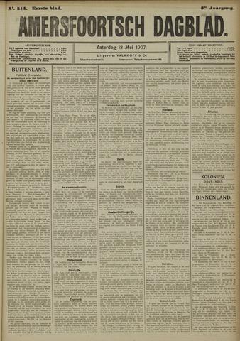 Amersfoortsch Dagblad 1907-05-18