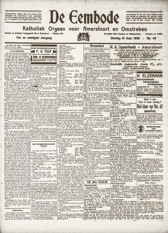 De Eembode 1930-09-16