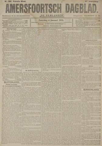 Amersfoortsch Dagblad / De Eemlander 1913-01-04