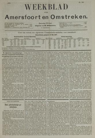 Weekblad voor Amersfoort en Omstreken 1878-06-29
